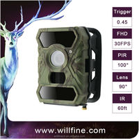 Digital Video live Camera For Wildlife Hunting Camera MMS GPRS Hunting Camera trap