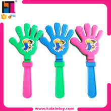 World Cup Football Fan Hand Clap Rattle Plastic Plastic Promotional Gifts