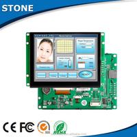 10.1 inch industrial intelligent display LCD touch with RS232/RS485 interface for medical and beauty equipment
