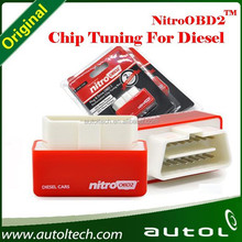 NitroOBD2 OBD2 Chip Tuning Box NitroOBD2 fits all car from the year of 1996 NitroOBD2 Car Chip Tuning