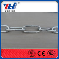 Alloy long link chain of factory price