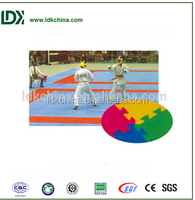 Hottest selling fitness gym equipment indoor gymnastic taekwondo mat for sale