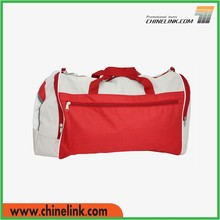 Red color cheap school bag from specialized factory
