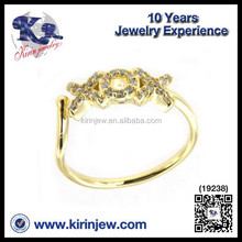 Wholesale jewelry best price zircon custom indian engagement rings with names