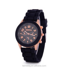 Top quality mixed color female watch