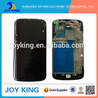 repair parts mobile accessory for LG Nexus 4 E960 lcd panel replacement complete