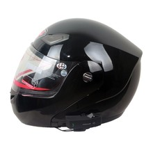 x Motorcycle bluetooth helmet interphone For Motorcycle (1000 Meters)