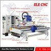 MDF cutting machine, aluminum table woodworking cnc router, 3d carving machine cnc router
