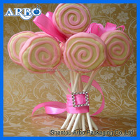 SGS approved wholesale paper cake pop sticks