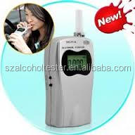 Electronic Police Breath Alcohol Test Most Hot Sale Mouthpiece Alcohol Tester for Safely Guide of Drivers at Factory Price AT570