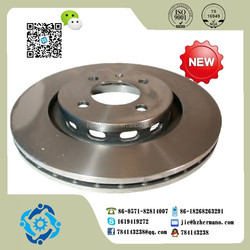 Auto parts front brake disc Rotors for mazda BJ1Y3325X