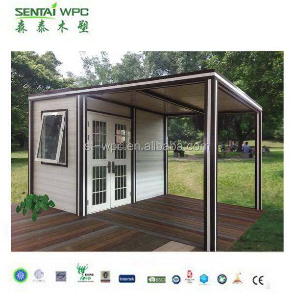 hochwertige neue design recycling wpc billige portable h user fertighaus produkt id 60210609210. Black Bedroom Furniture Sets. Home Design Ideas