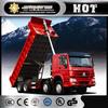 Sinotruk Howo ZZ3317M2861 290HP 8x4 30 ton china tipper trucks for sale