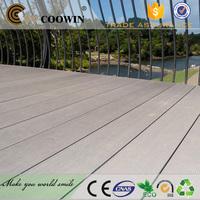 DIY outdoor WPC decking floor, jointed decking