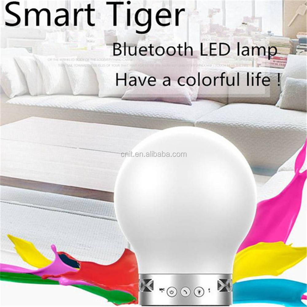 Newest Reading Lamps Wireless Smart Lamp Speaker Buy