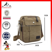 New Men's Vintage Shoulder Canvas Messenger Bag Travel Hiking Bag