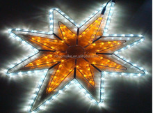 Christmas decoratins LED 2D 3D motif light outdoor / indoor