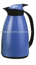 elegant PP coffee pot with easy pouring button