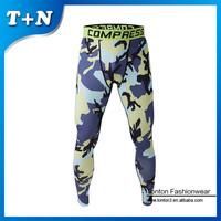 Custom design high quality full body custom compression gym tights