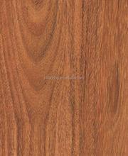 8mm American walnut ac3 wax coated waterproof laminate flooring