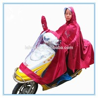 Wholesale PVC Motorcycle Scooter Bicycle Riding Rain poncho