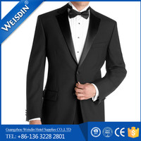 WEISDIN Guangzhou Polyester Blend Three-Button Men's Suits