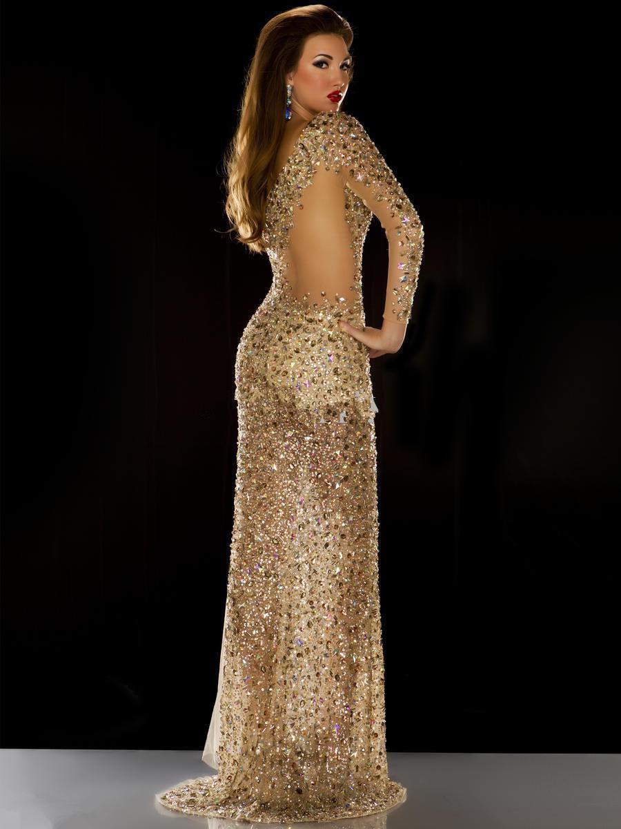 Excellent Grace Rose Gold Princess Dress