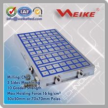 Rectangular Electro Permanent Magnetic Chuck For Milling Machine