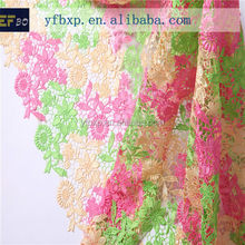 2015 hot new product different kinds of lace fabrics with pictures for wedding dress