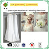custom printed cheap wedding dress garment bags