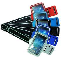 Colorful case for samsung galaxy s5 sport g860p sport armband case for samsung/iphone 6 plus