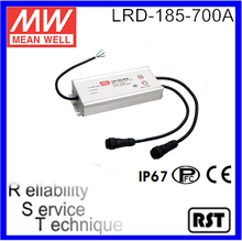 LDV-185-700A Multiple Channel Output 185W 35V 700mA made in Taiwan Meanwell Switching Power supply