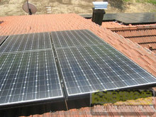 BPS4000w solar kit for home without dry battery complete on grid home use PV solar panel systems