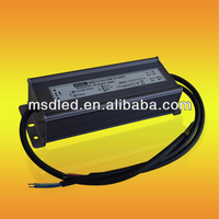 Waterproof 60W 0-10V Dimmable LED power supply