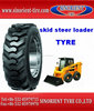 Skid Steer Tyre Used For Tractors 10-16.5 12-16.5 14-17.5