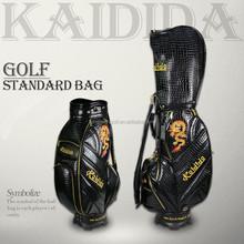 KaiDiDa Leather Golf Bag With Original Quality