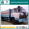 6x4 Dongfeng Medium Dimensions Compactor Garbage Truck for Sale