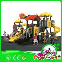 Pretty kids mini playground, kids plastic play house for home