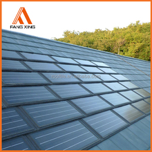 Fangxing roof tile solar panel/shingle