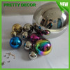 Stainless Steel Color Painting Ball Hollow Sphere