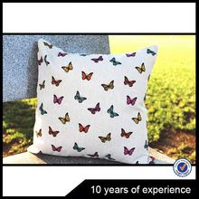 Factory direct sale special design cute outdoor throw pillow from manufacturer