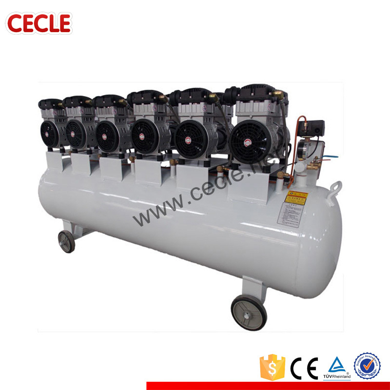 electric silent air compressor motor 220V