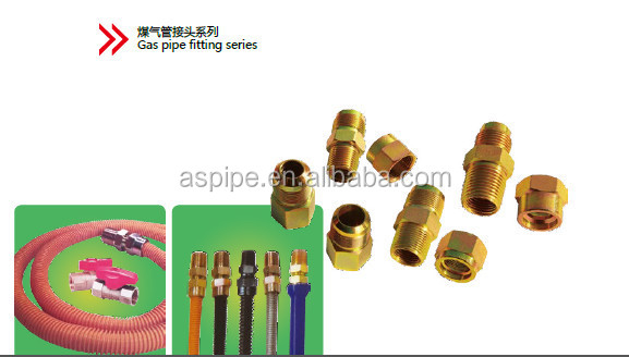 hydraulic fittings / steel pipe fitting / brass pipe fitting