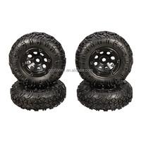 Brand New High Quality 4PCS HSP 94480 1/24 Wheel Complete Mini Climber/Crawler Parts 48020 1/24 tires