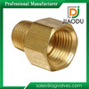 made in china best sale competitive price 20mm pex forged male threaded cw617n brass straight piping and fitting
