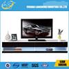 BLACK GLOSS LED LIGHT TV STAND TV008-R4016