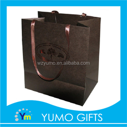 customized storage packing large paper bag, drink carry bags, cloth carrying bag