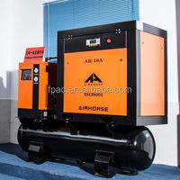 32cfm/min 145psi screw air compressor