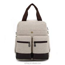 China Wholesale Crazy Selling Man's Handbag Shoulder Bags Backpack Messenger Sling School Travling Bag
