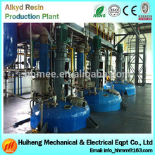 apparecchiature per la produzione di resina alchidica impianto di produzione di resina